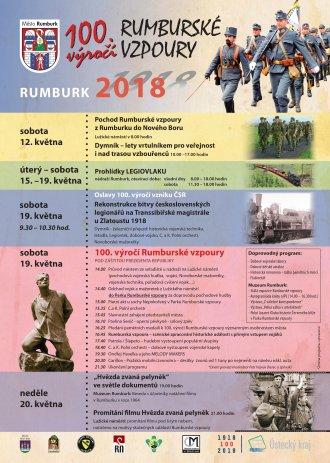 100. výročí Rumburské vzpoury