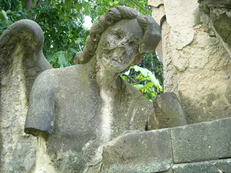 Výstava Historické hřbitovy v Loretě