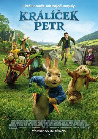 KRÁLÍČEK PETR - Začínají prázdniny, hurá do kina!