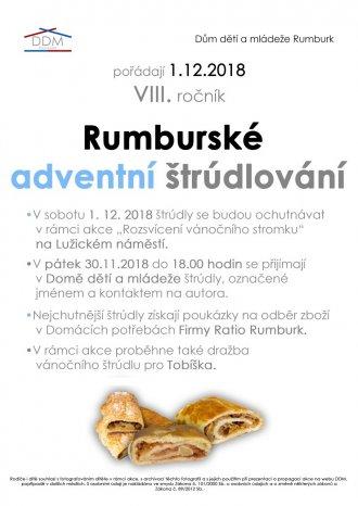 Rumburské adventní štrúdlování