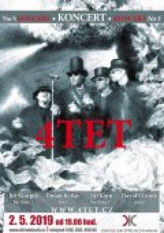 4TET – koncert, verze V.