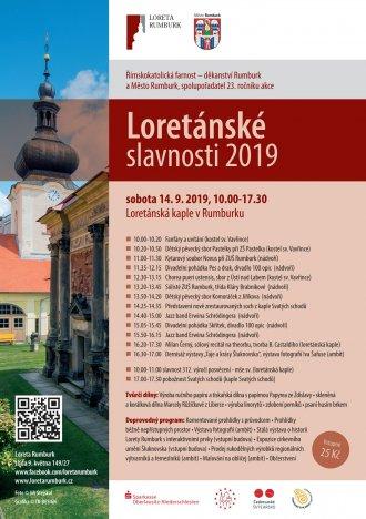 Loretánské slavnosti 2019 v Rumburku