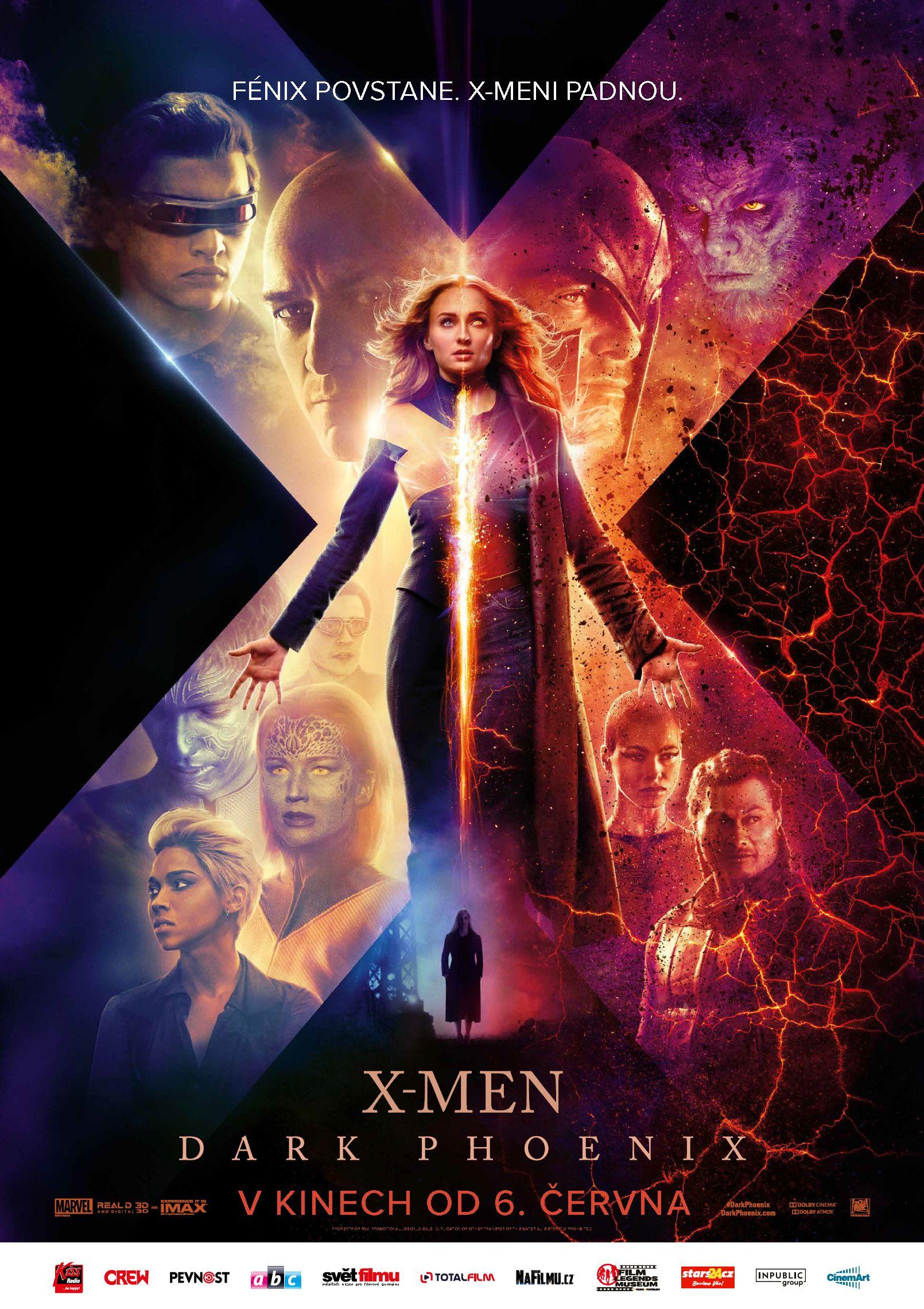X-Men: Dark Phoenix 3D
