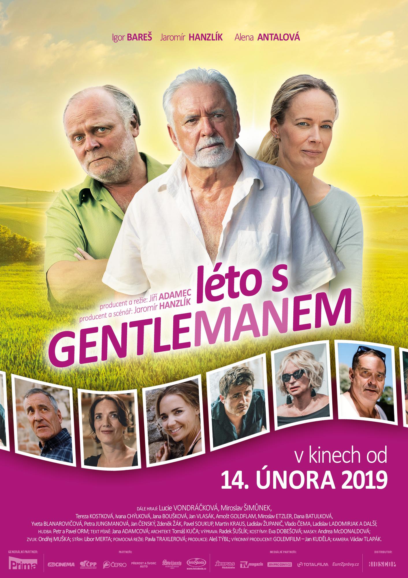 LÉTO S GENTLEMANEM - RUMKULE 2019