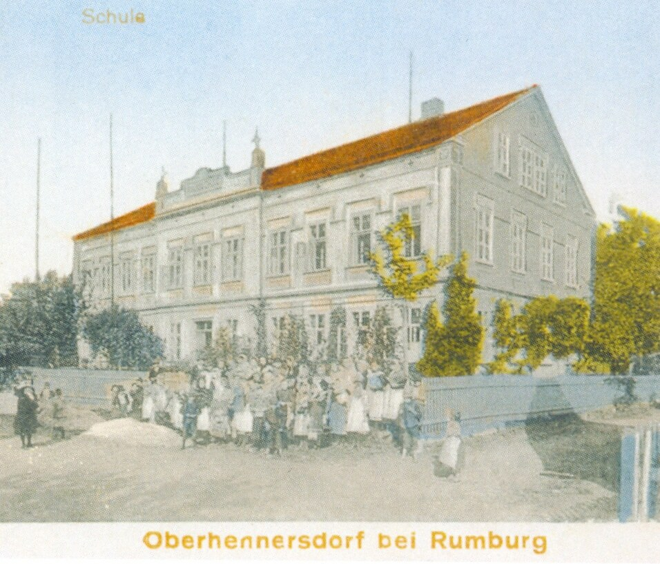 Rumburkem s průvodcem II - Horní Jindřichov