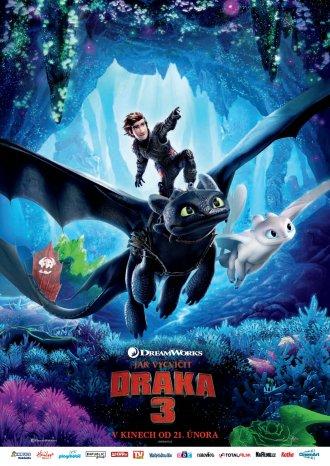 JAK VYCVIČIT DRAKA 3 - Začínají prázdniny - hurá do kina!