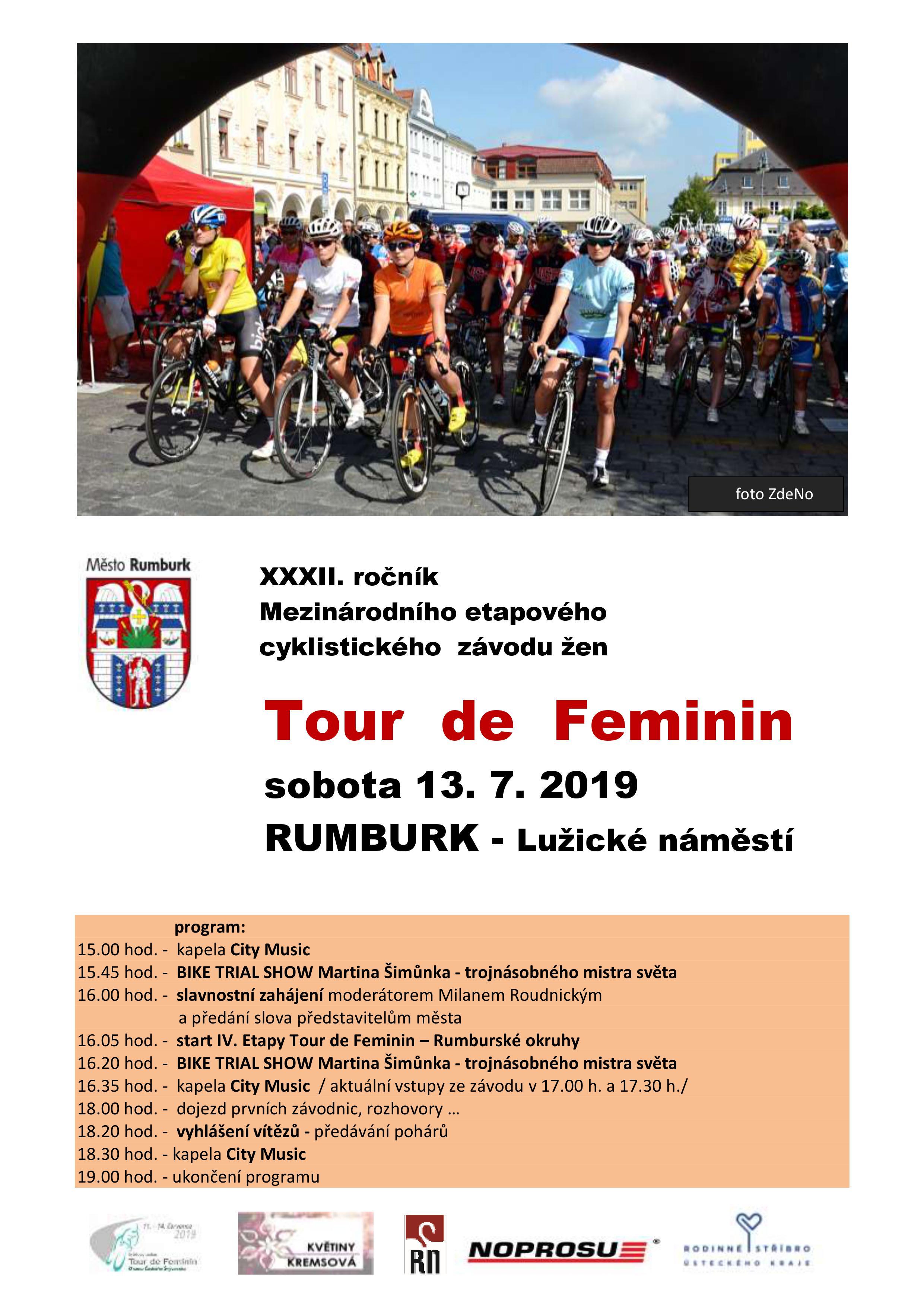 13.7.2019 Tour de Feminin