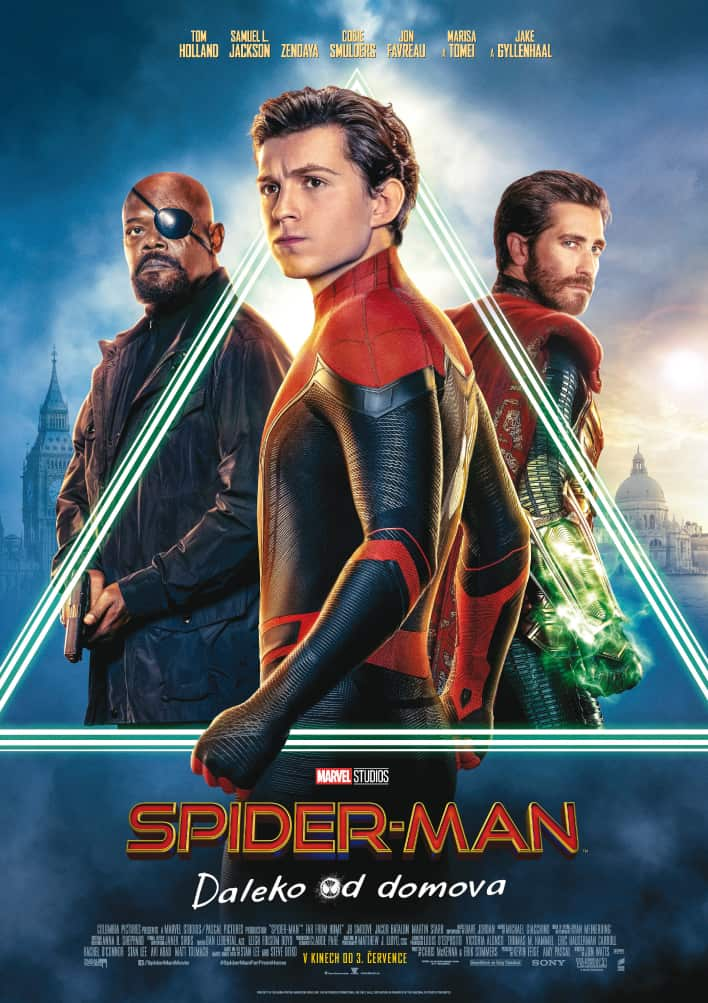 SPIDER-MAN: DALEKO OD DOMOVA 3D