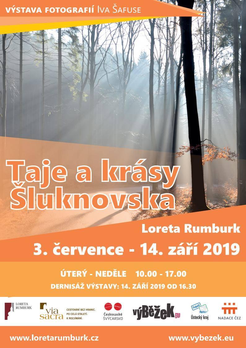 Výstava Taje a krásy Šluknovska v Loretě