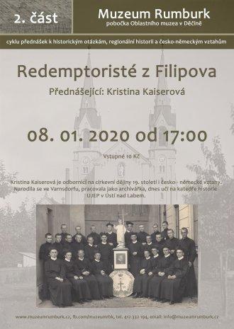 Redemptoristé z Filipova