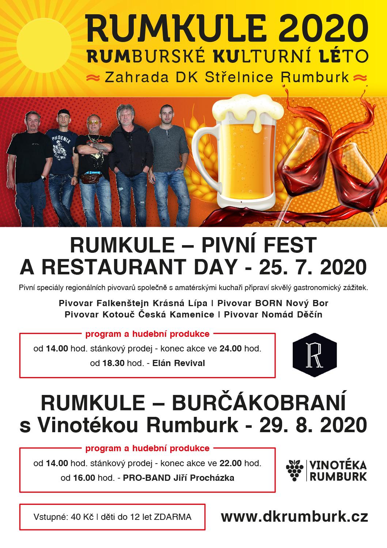 RUMKULE - BURČÁKOBRANÍ S Vinotékou Rumburk
