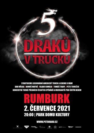 RUMKULE - 5 DRAKŮ V TRUCKU