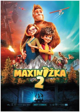 MAXINOŽKA 2
