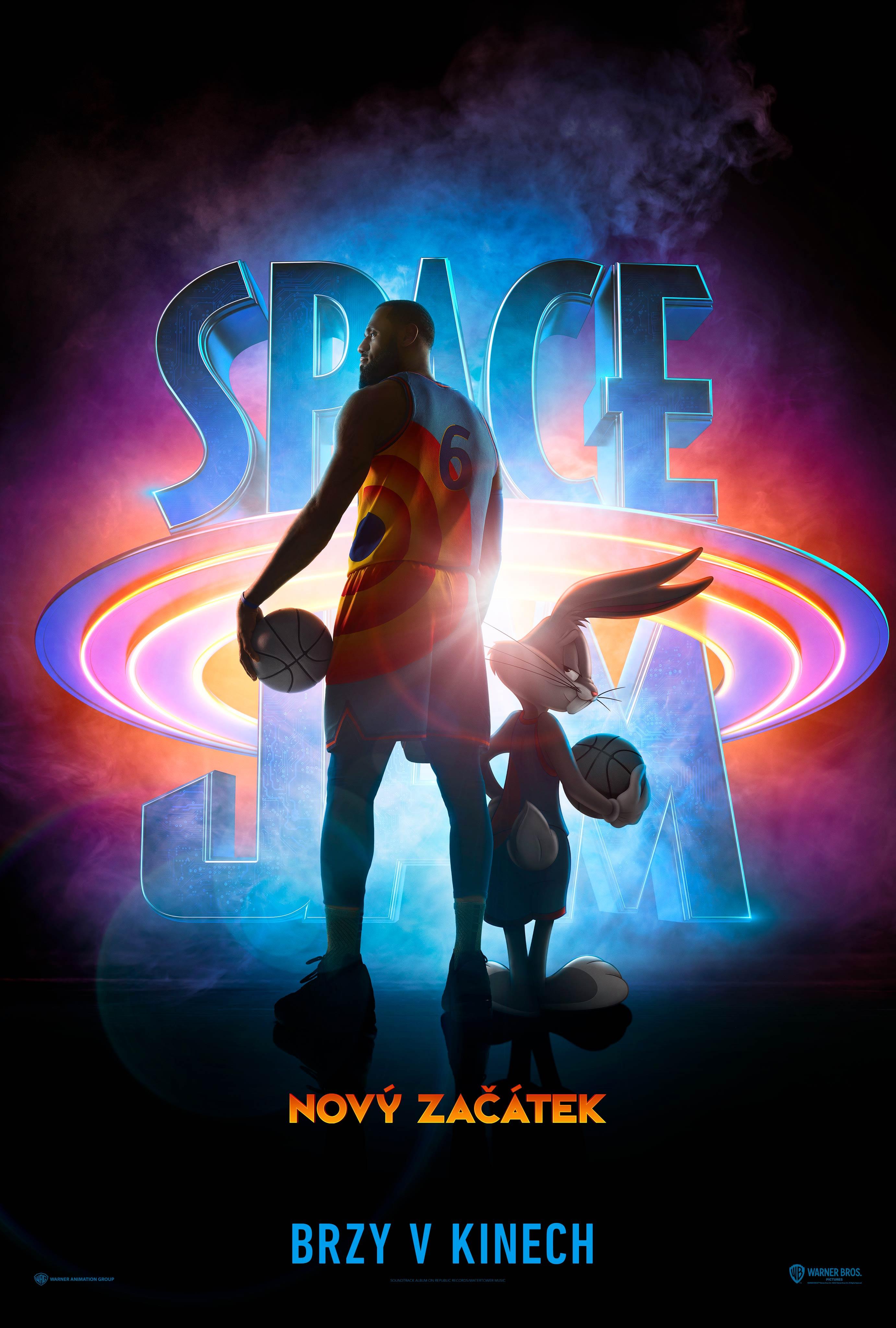 SPACE JAM: NOVÝ ZAČÁTEK